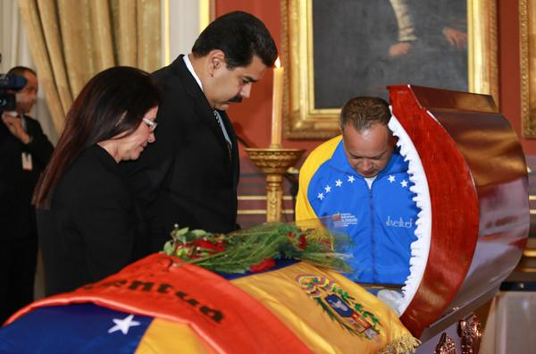 Maduro-Cilia-Diosdado