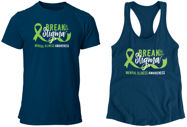 Break the Stigma - Mental Illness Awareness Virtual Run/Walk