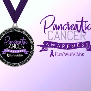 pancreatic cancer awareness virtual run, walk, bik