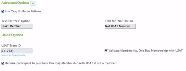 USAT Membership