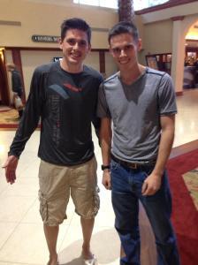 Jordan and Bryan