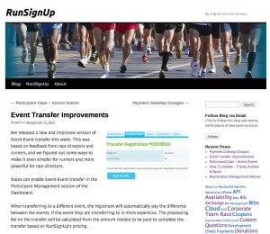 RunSignUp Blog