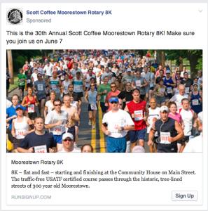 Facebook Race Ad