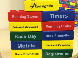 Building Blocks for Races
