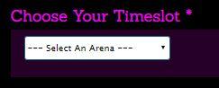 Select an Arena