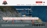 Updated Race Websites - Facebook Feeds, Countdown clock and more