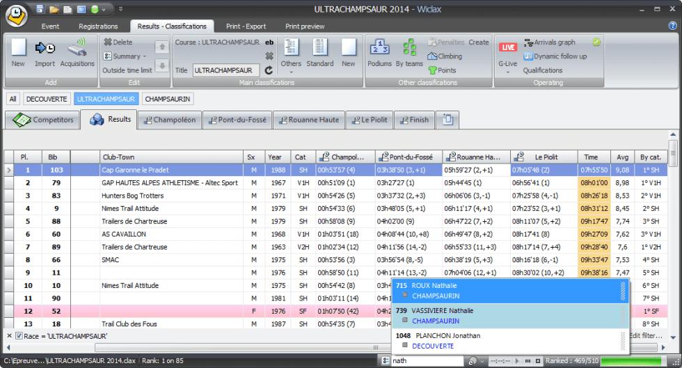 wiclax-timing-scoring-software