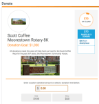 Add Images to Donation Description