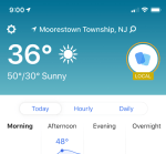 RunSignup Race Weather App