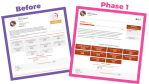 Fundraising Page Makeover: Croppie and Phase 1