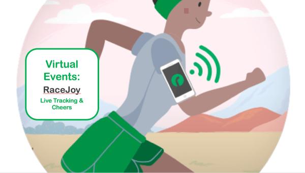 RaceJoy for Virtual Events