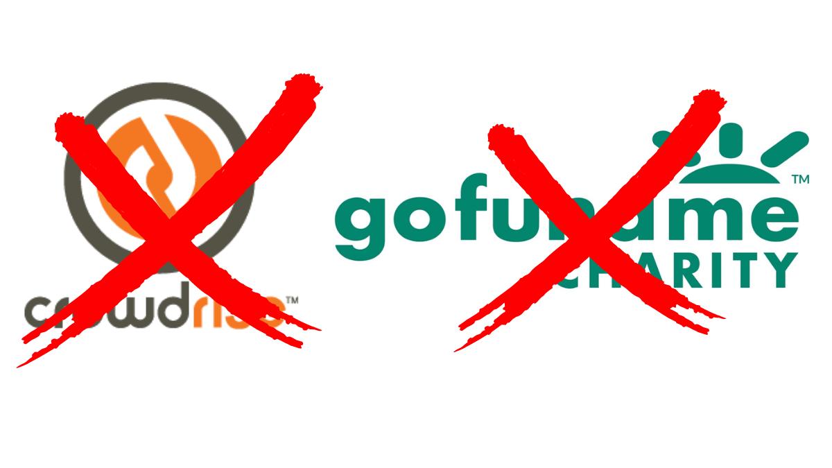 GoFundMe Charity Crowdrise