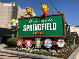 Springfield was another highlight.