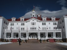 The Stanley Hotel From Shining