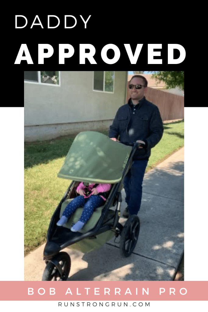 Daddy Approved Stroller