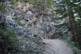 Trail to Emperor Falls