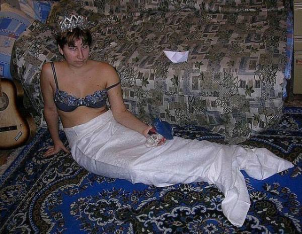 Russian Dating Photo Mermaid