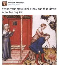 European Medieval Art Funny