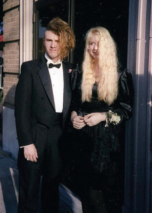 80s Prom Hairstyles : hairstyles, Hilarious, Photos:, Decade, Fashion, Forgot