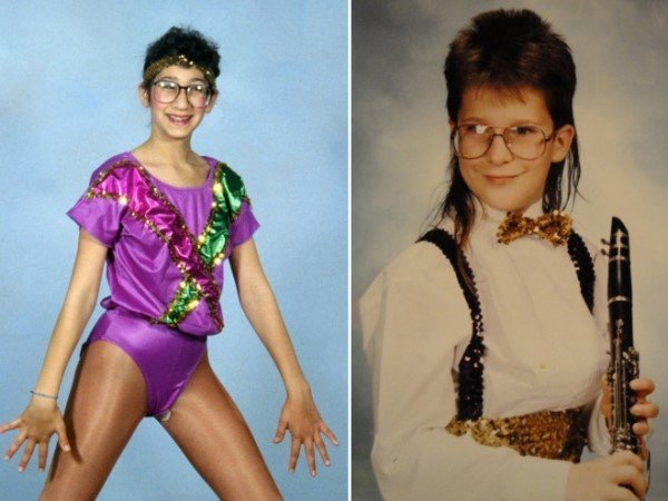 Awful 80s Fashion