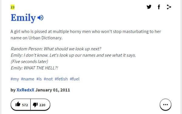 39 urban dictionary name