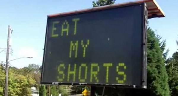 Eat My Shorts