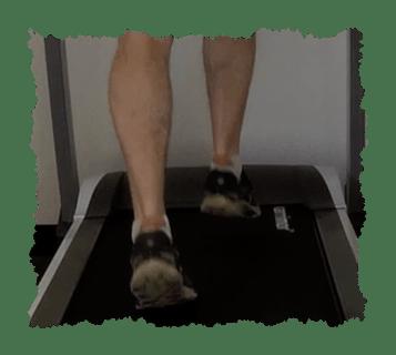 Running Gait - Just Feet