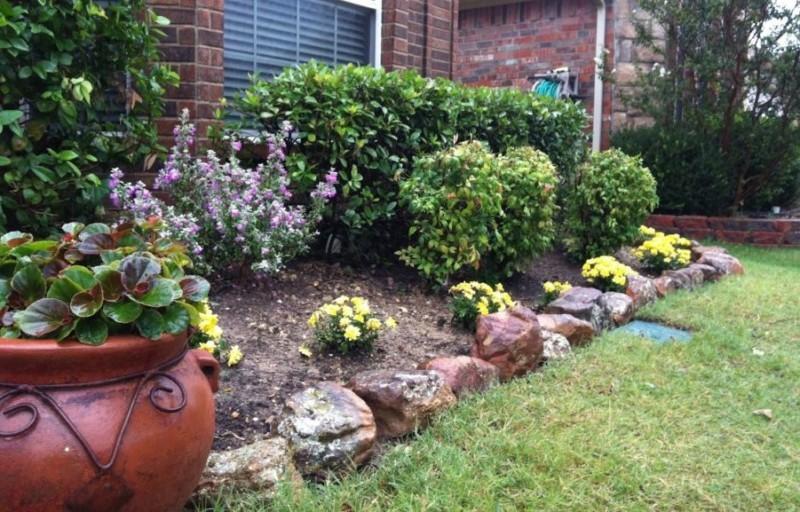 25 Rock Garden Designs Landscaping Ideas For Front Yard Runtedrun