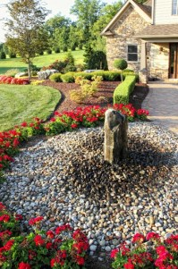 25 Rock Garden Designs Landscaping Ideas for Front Yard