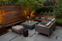 20+ Best Stone Patio Ideas for Your Backyard - runtedrun