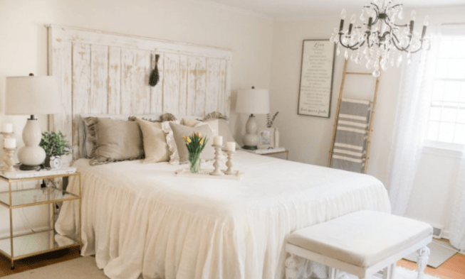 65 Relaxing French Country Bedroom Design And Decor Ideas That Are Full Of Charm Home And Gardens