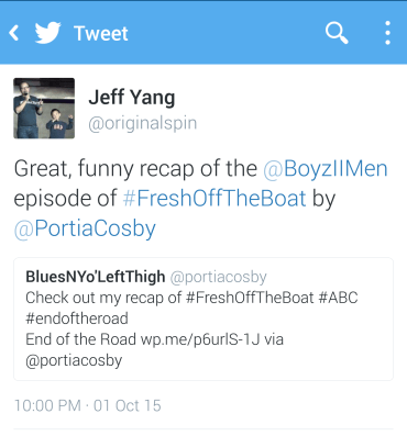 FRESH OFF THE BOAT (ABC)