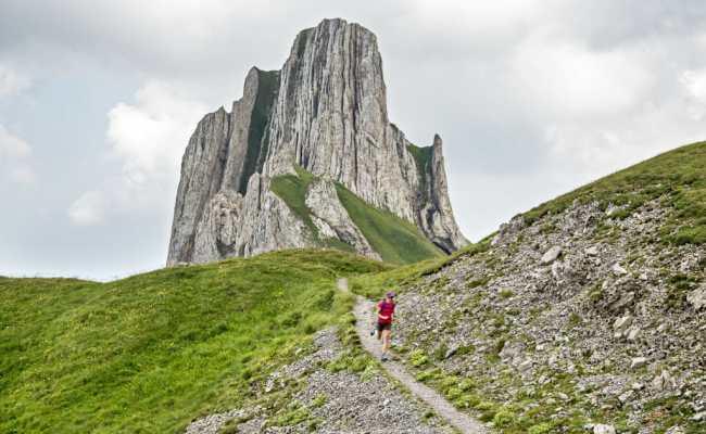 The Alpstein Trail Running In A Vertical World Run The Alps