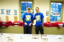 Mark Vincent and Brian Stempel