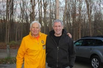 Tony Godino and Mitch Stein
