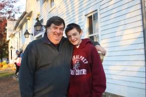 Tom and Brian Casper
