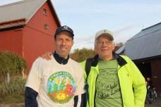 Jim Gerweck and Tony Godino