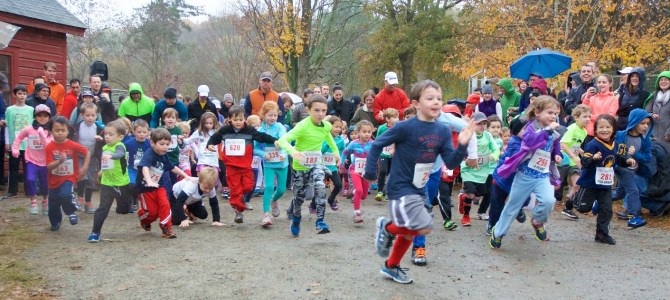 Kids Run The Farm Logistics 2018