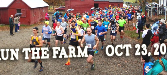 Registration Open for 2016 Run The Farm!
