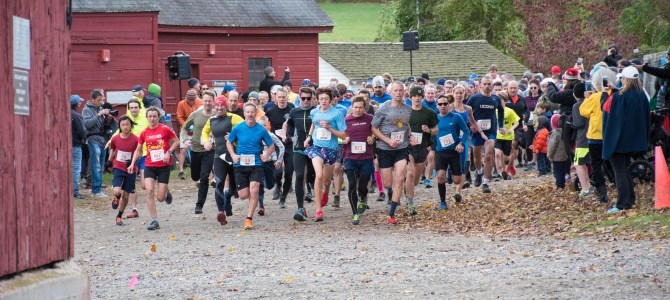 5 Mile Race Results 2018