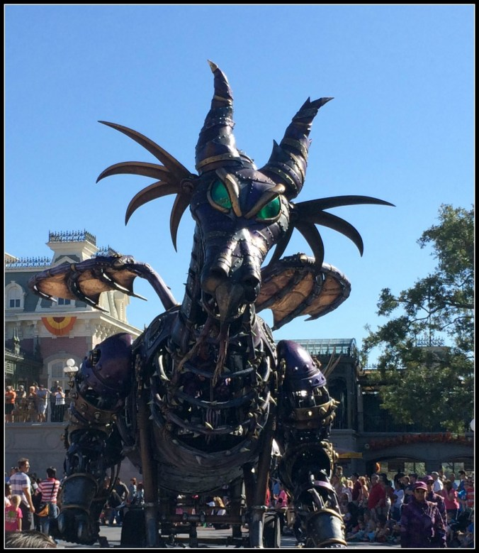 Festival of Fantasy Parade 19