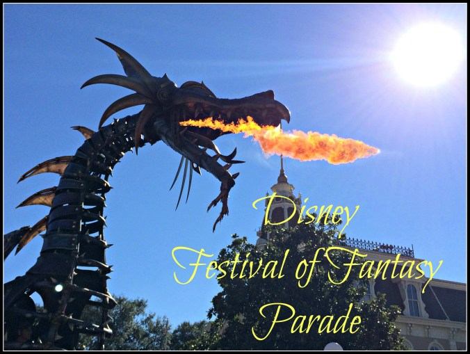 Festival of Fantasy Parade Title