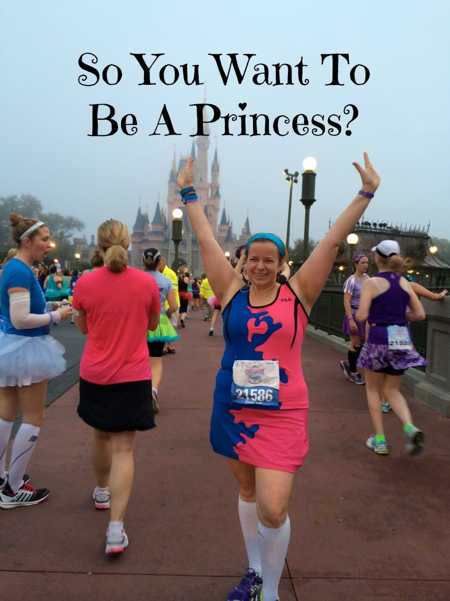 So You Want To Be A Princess - 2016 Update