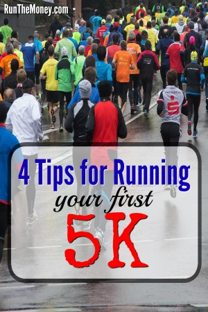 running your first 5k