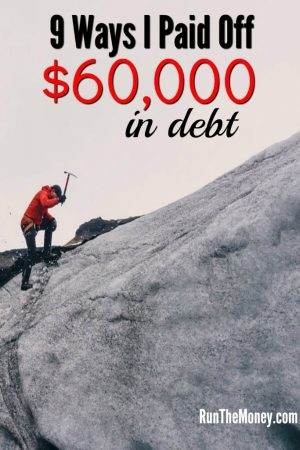 debt paydown