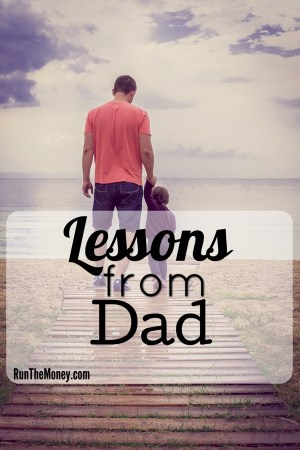 lessons from dad