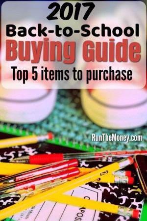Back-to-School Buying Guide