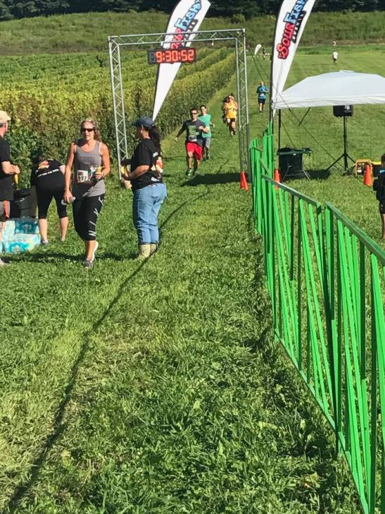 hard cider run race review