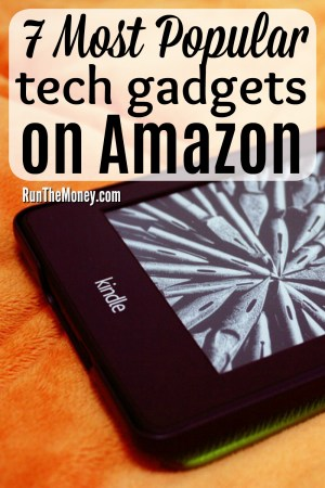 most popular gadgets on amazon