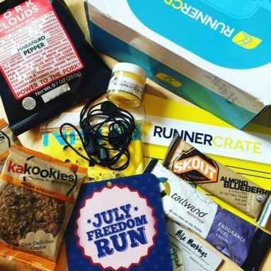 runner crate gifts for fitness and running fanatics